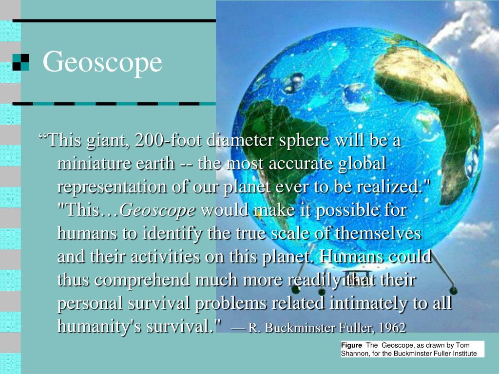 Geoscope