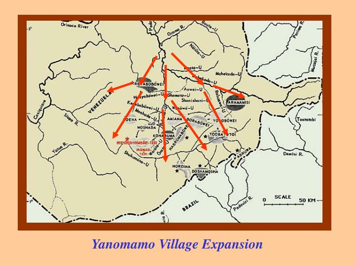 Yanomamo Village Expansion
