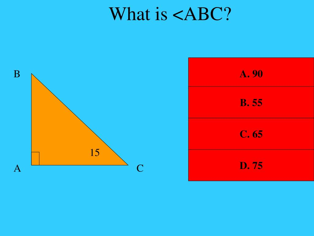 What is <ABC?