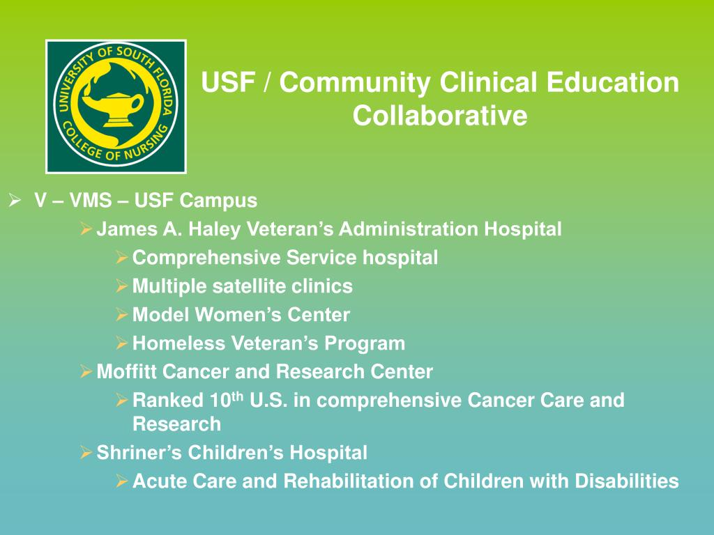 USF / Community Clinical Education Collaborative