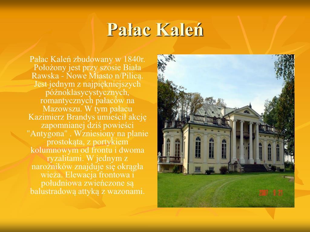 Pałac Kaleń