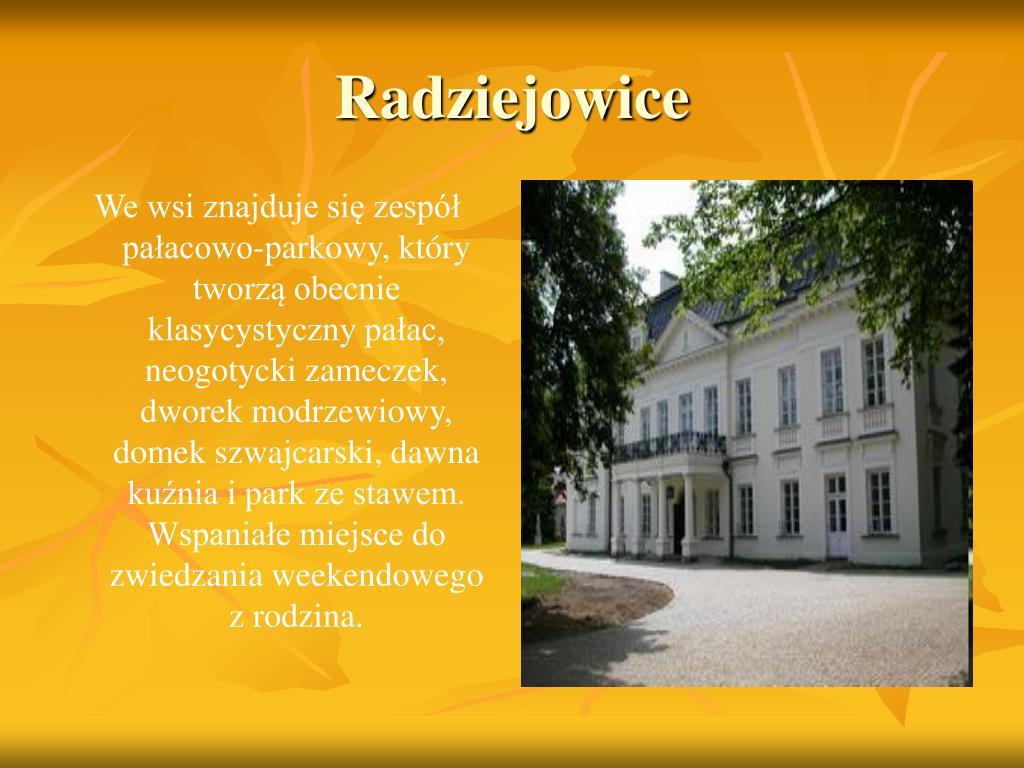 Radziejowice