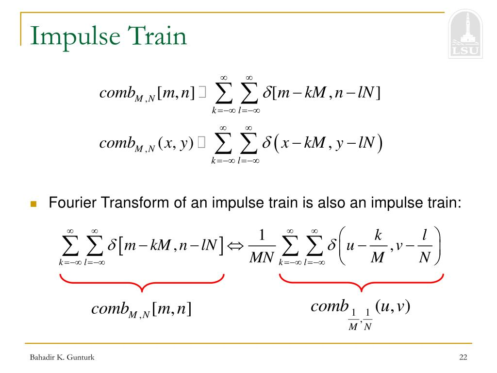 Impulse Train