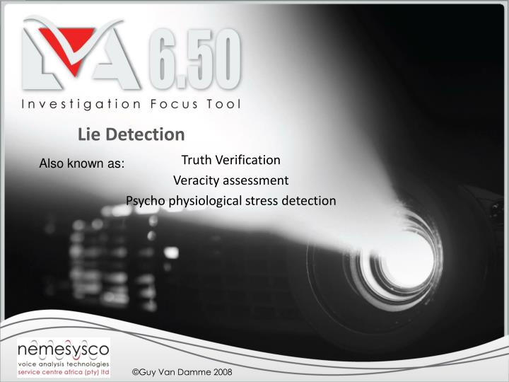 Lie detection l.jpg