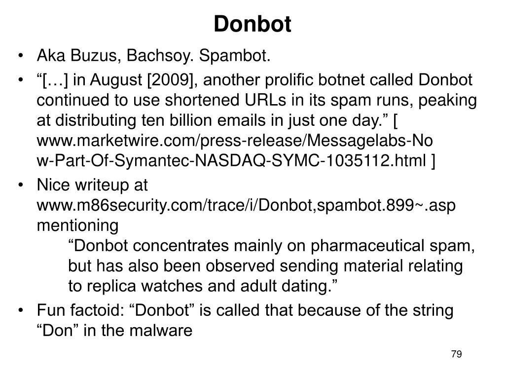 Donbot