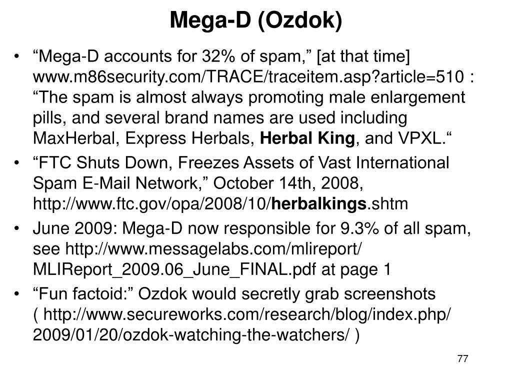 Mega-D (Ozdok)