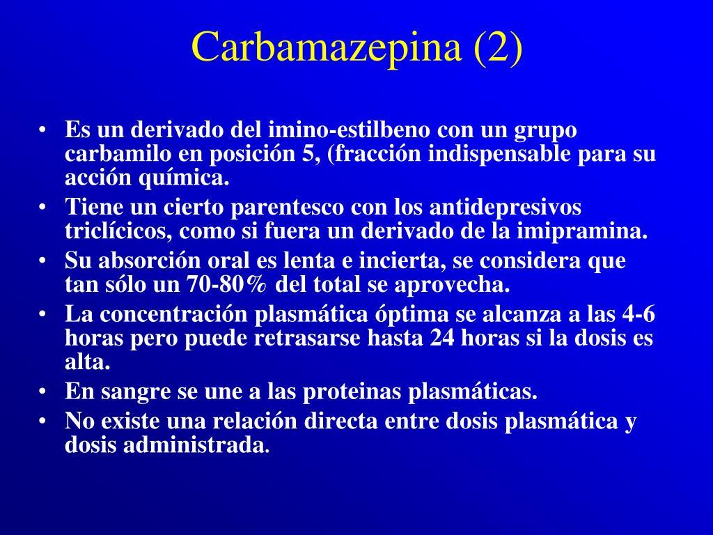 Carbamazepina (2)