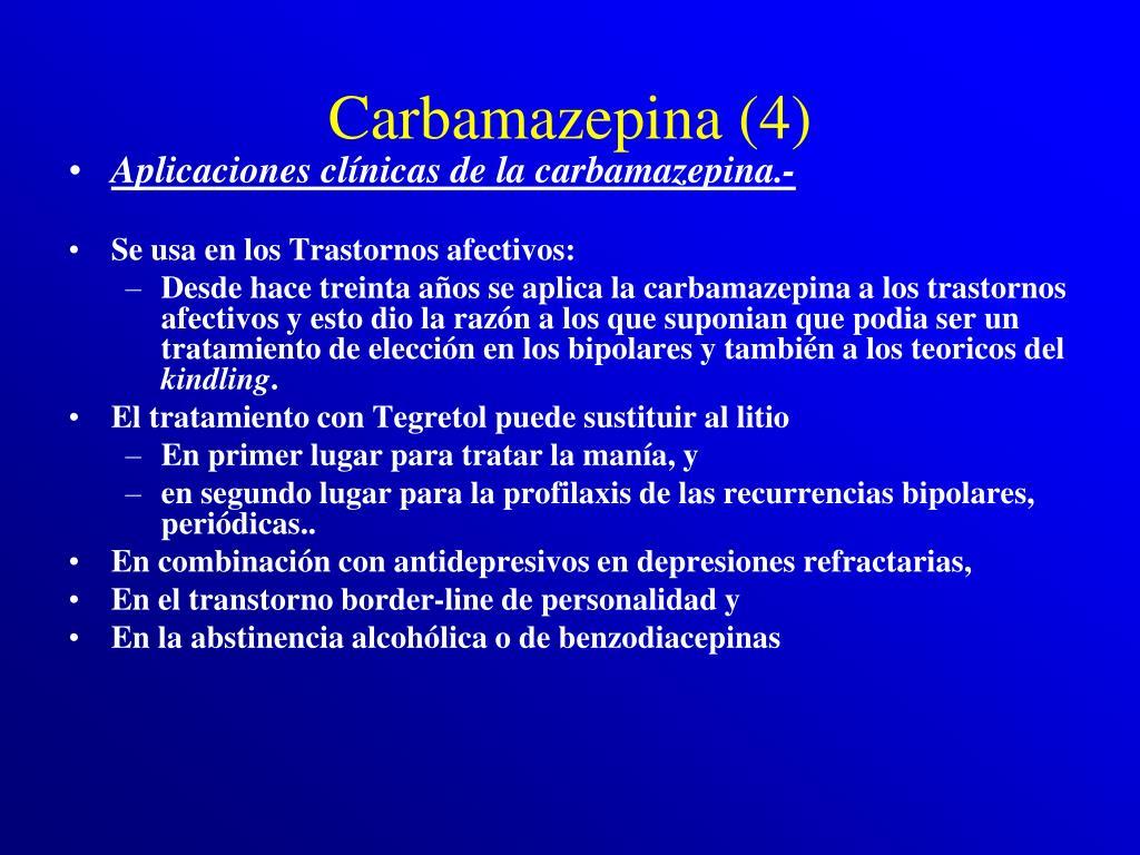 Carbamazepina (4)