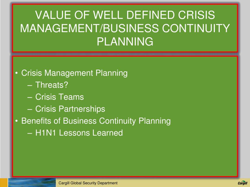 crises of skewed management values Preparedex crisis management podcast  visibly supporting things your  constituents value, such as local education, sports, healthcare and cultural  programs  this reduces the risk of biased or skewed decision-making.