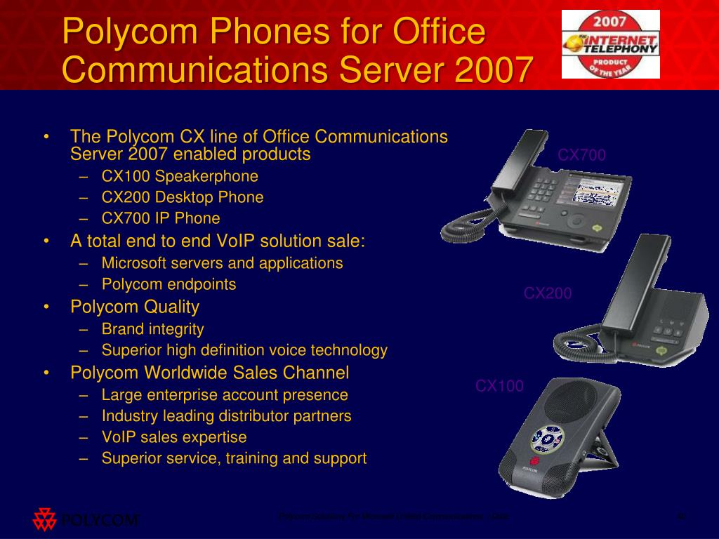 Polycom Phones for Office