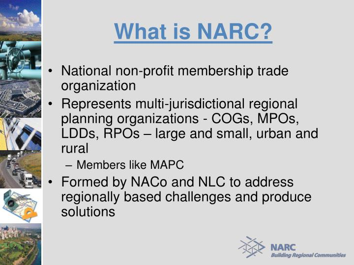 What is narc