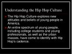 understanding hip hop Tweak gives some tips for hip hop producers and mix engineers.