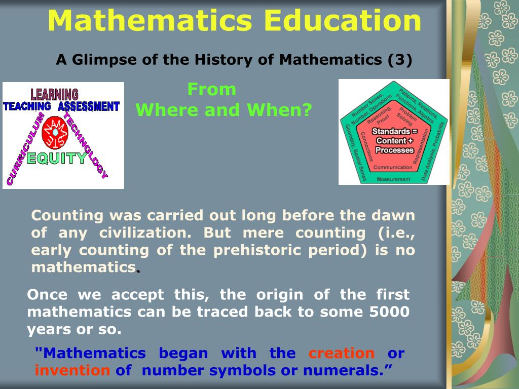 Mathematics Education