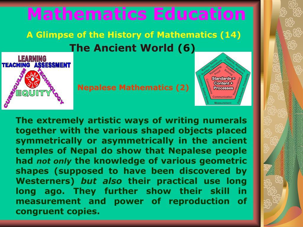 Nepalese Mathematics (2)