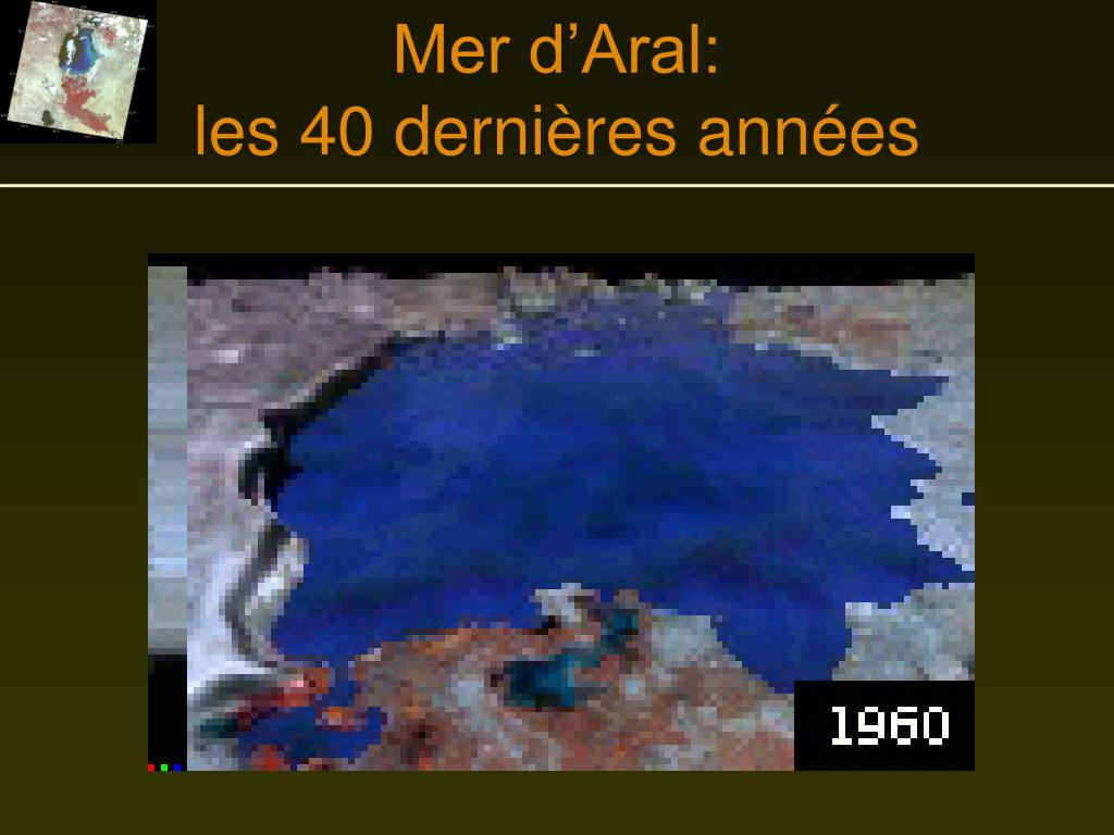 Mer d'Aral: