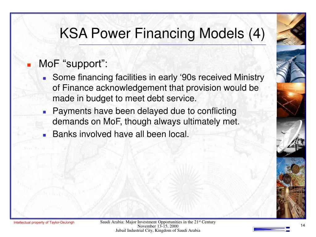 KSA Power Financing Models (4)