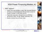 ksa power financing models 4