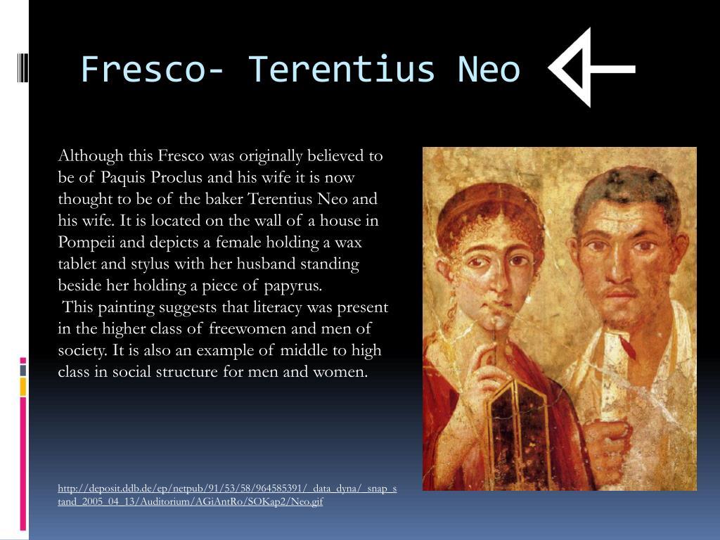 Social class in pompeii