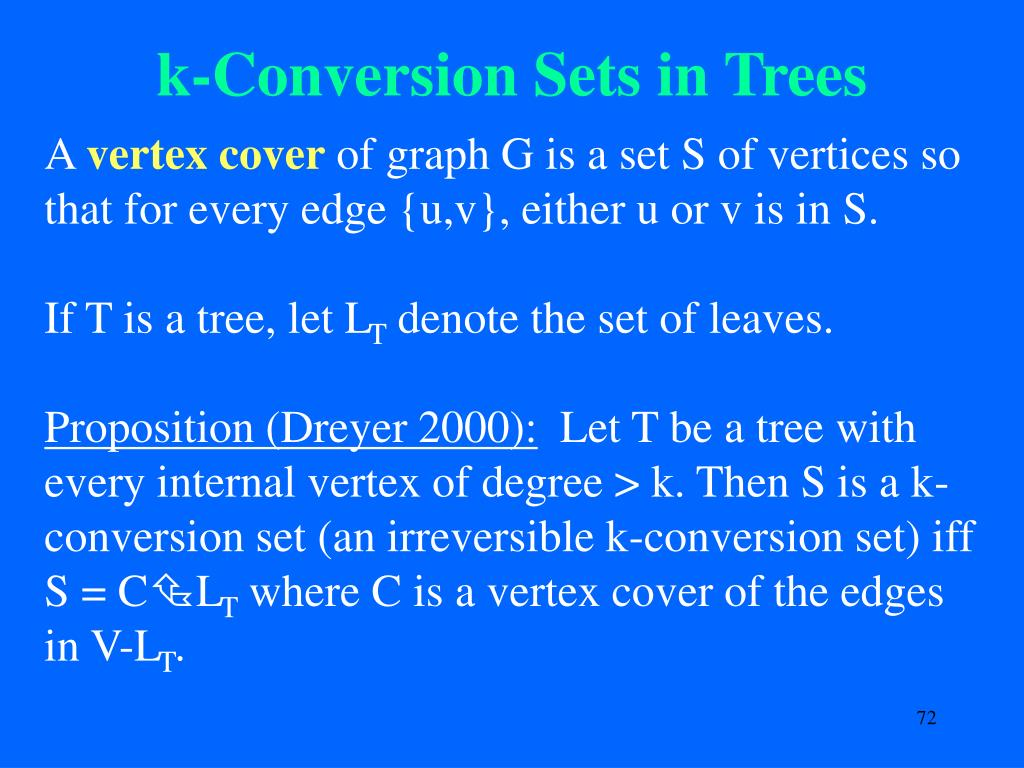 k-Conversion Sets in Trees