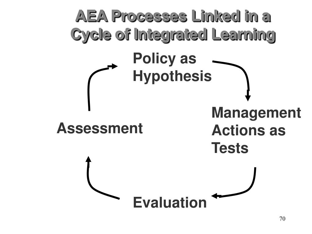 AEA Processes Linked in a