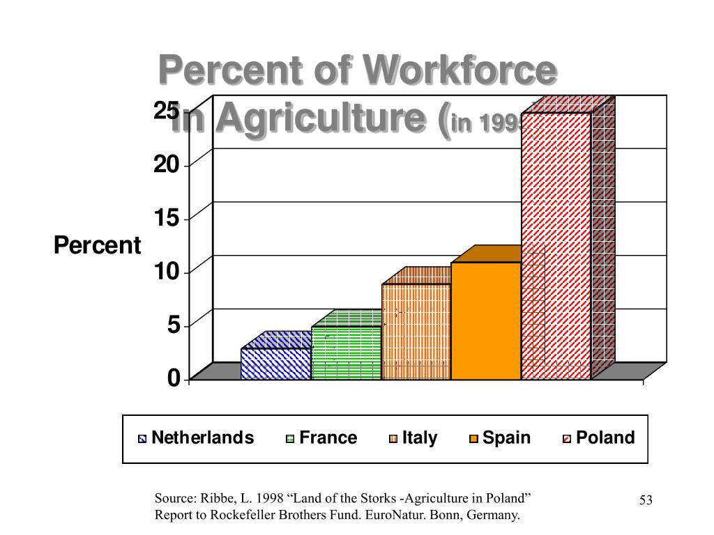 Percent of Workforce