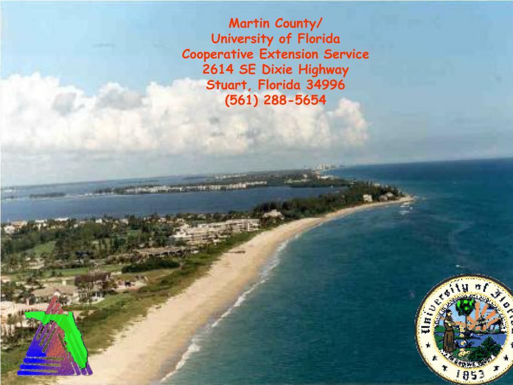Martin County/
