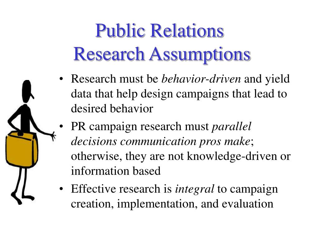 public relations research paper View public relations & social media research papers on academiaedu for free.