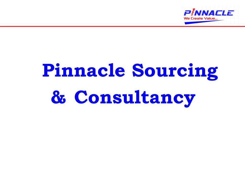 Pinnacle Sourcing