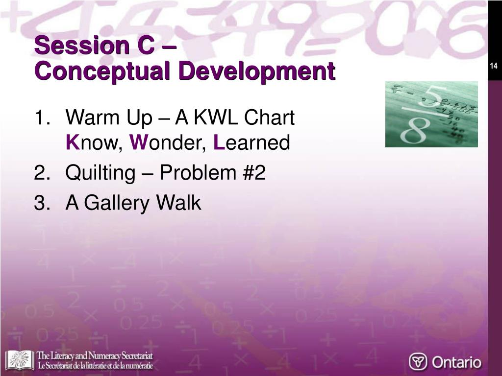 Session C –