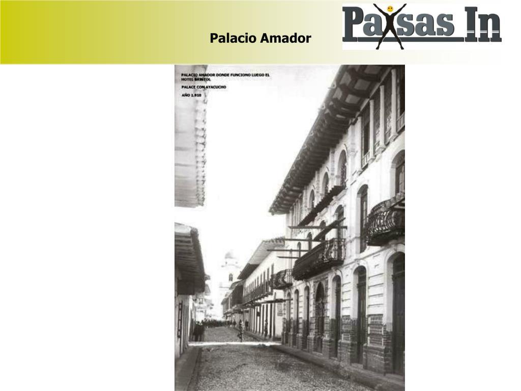 Palacio Amador