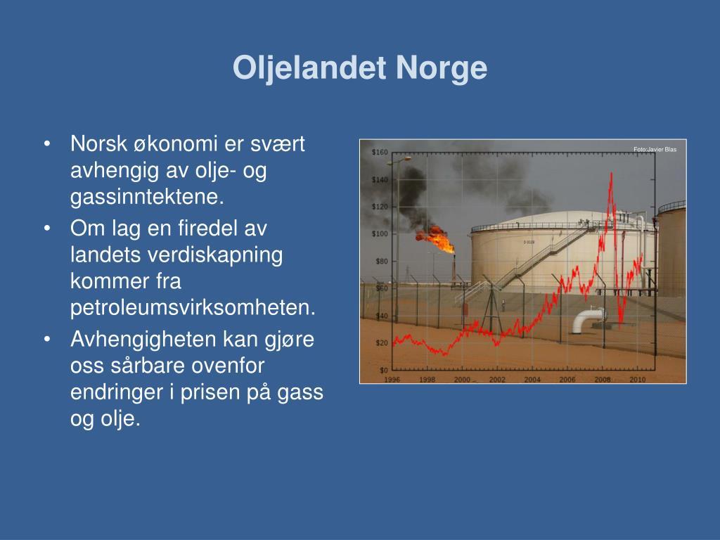 Oljelandet Norge