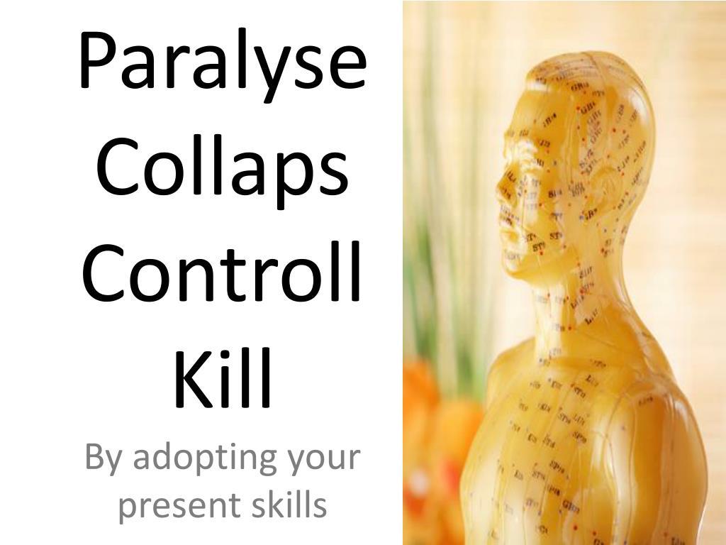 Paralyse