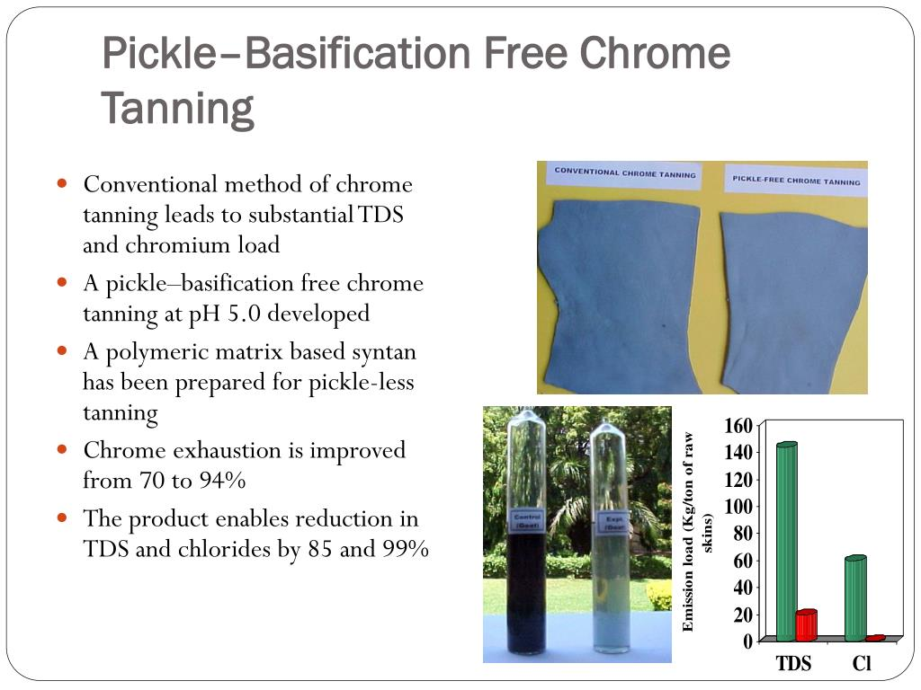 Pickle–Basification Free Chrome Tanning