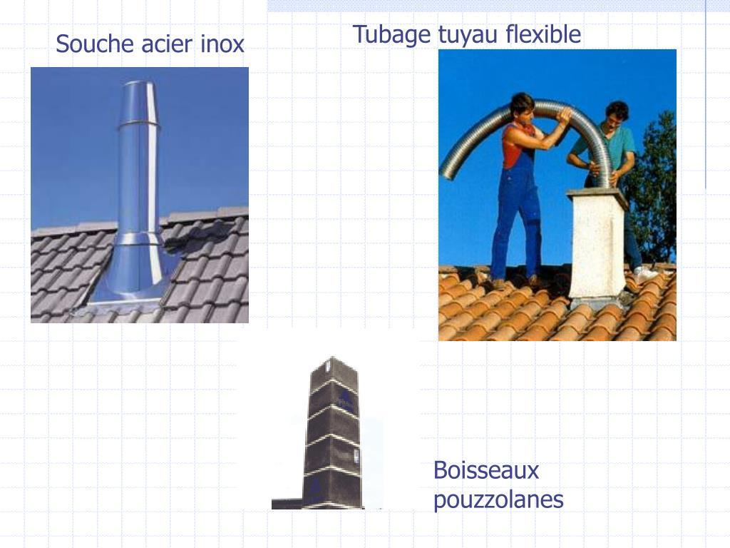 Tubage tuyau flexible