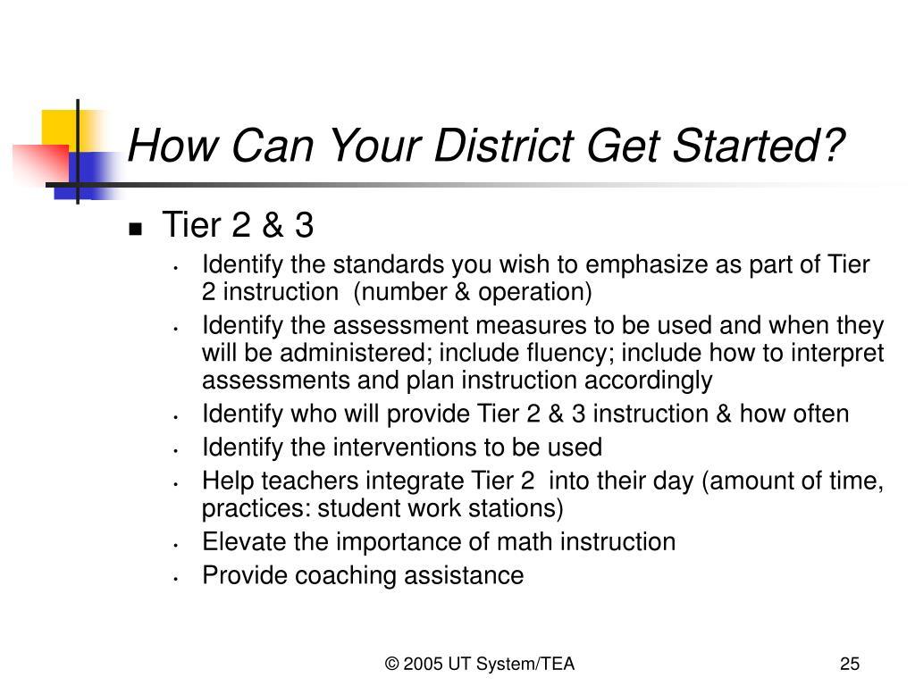 How Can Your District Get Started?