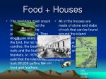 food houses