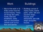 work buildings