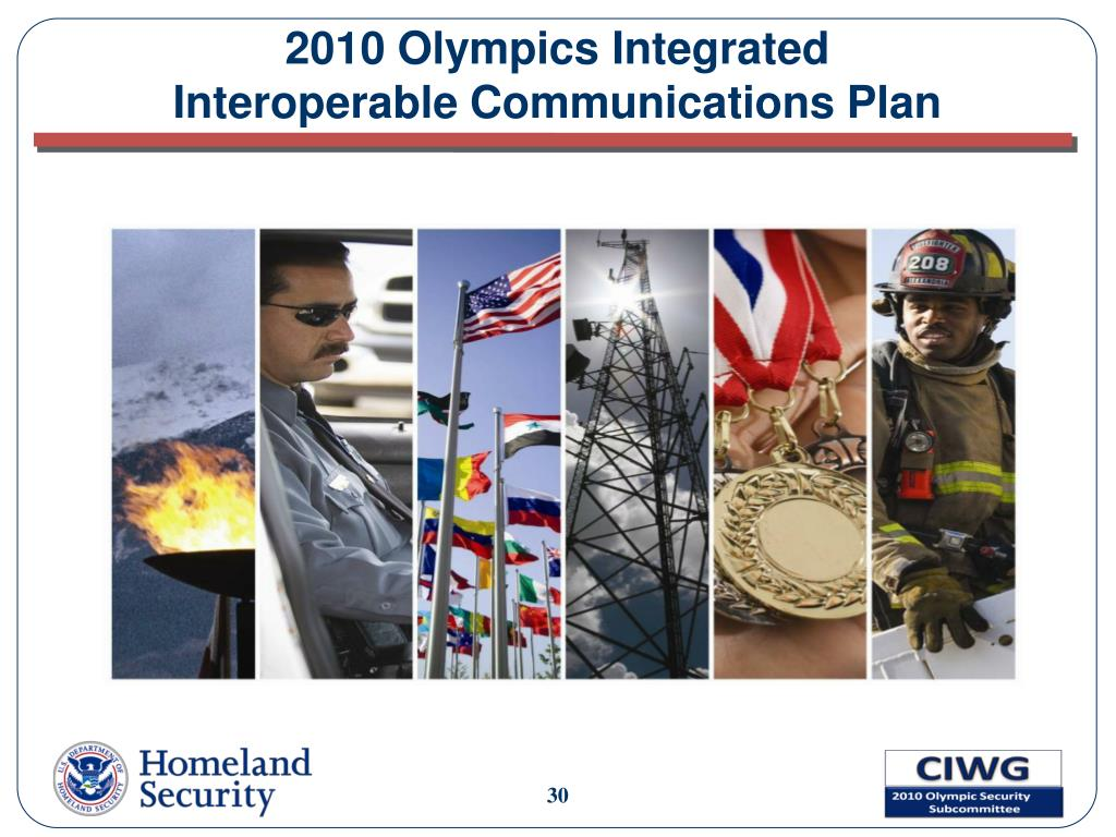 2010 Olympics Integrated