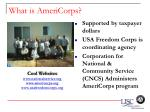 what is americorps39