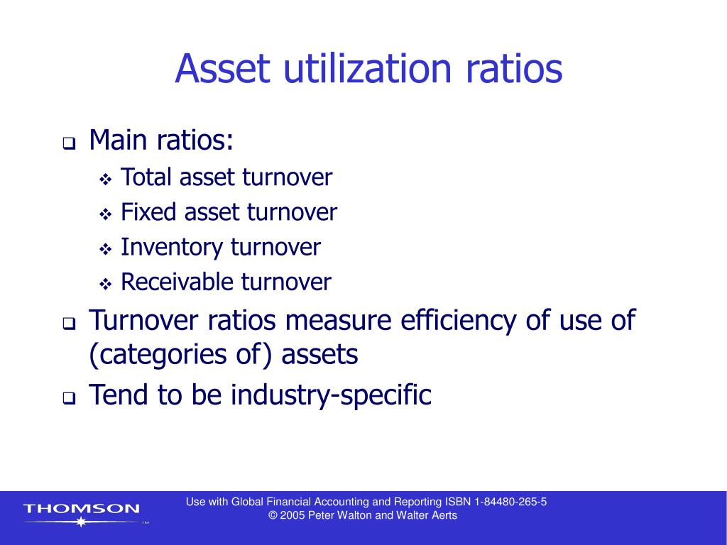 ratio analysis of fixed assets Ratios and formulas in customer financial analysis probably the most widely used financial analysis technique is ratio analysis fixed asset turnover.