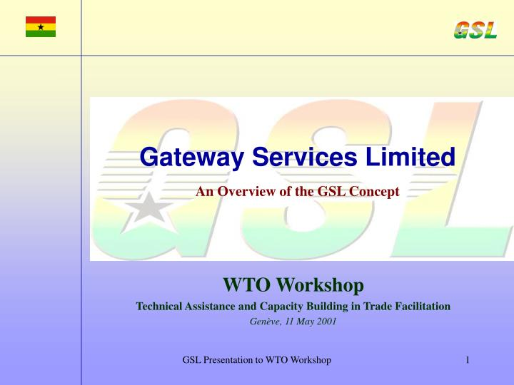 Gateway services limited