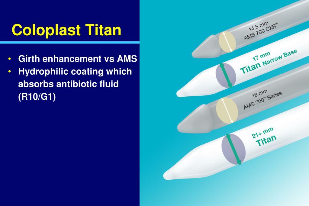 Coloplast Titan
