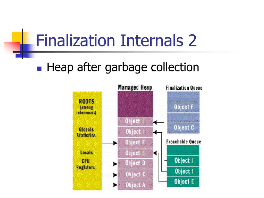 Finalization Internals 2