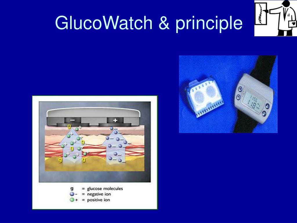 GlucoWatch & principle