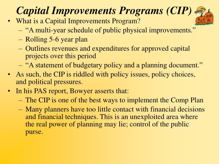 Capital improvements programs cip l.jpg