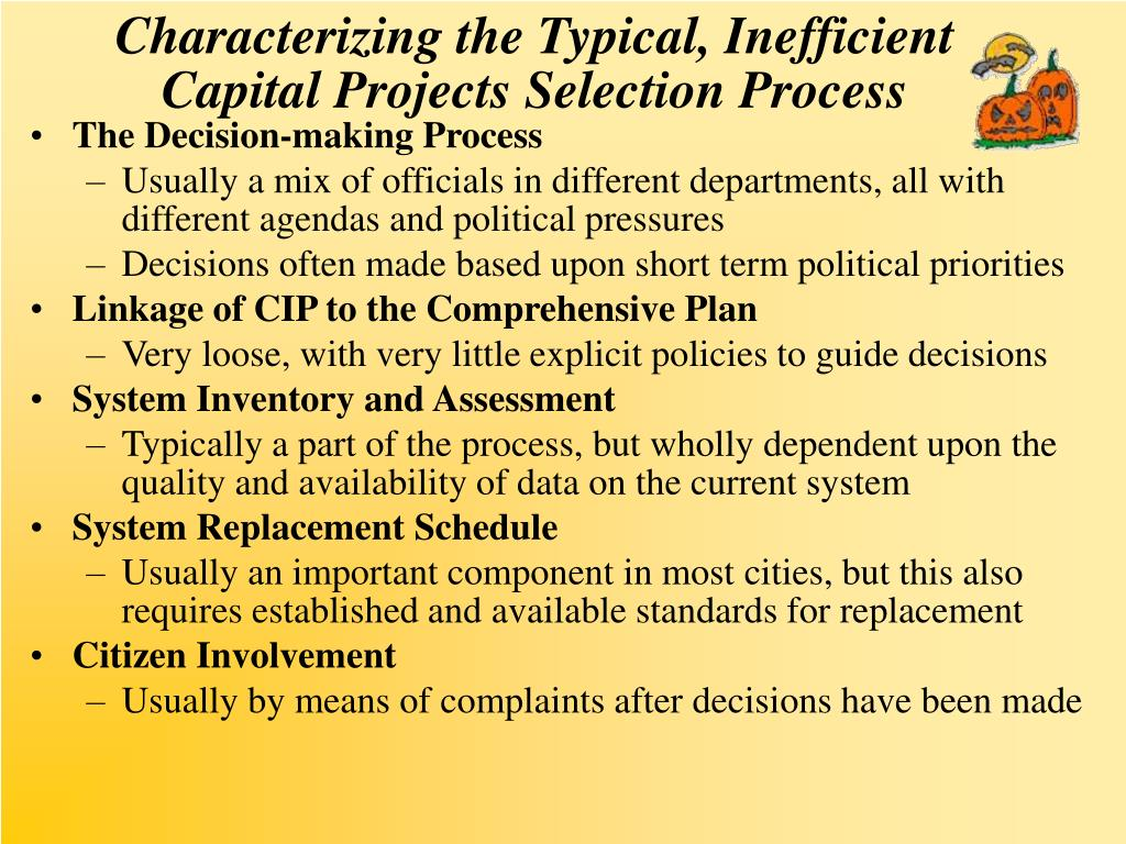 Characterizing the Typical, Inefficient