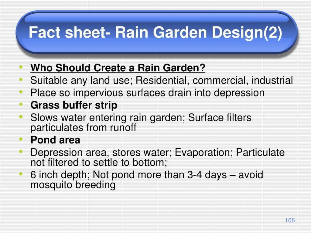 Fact sheet- Rain Garden Design(2)