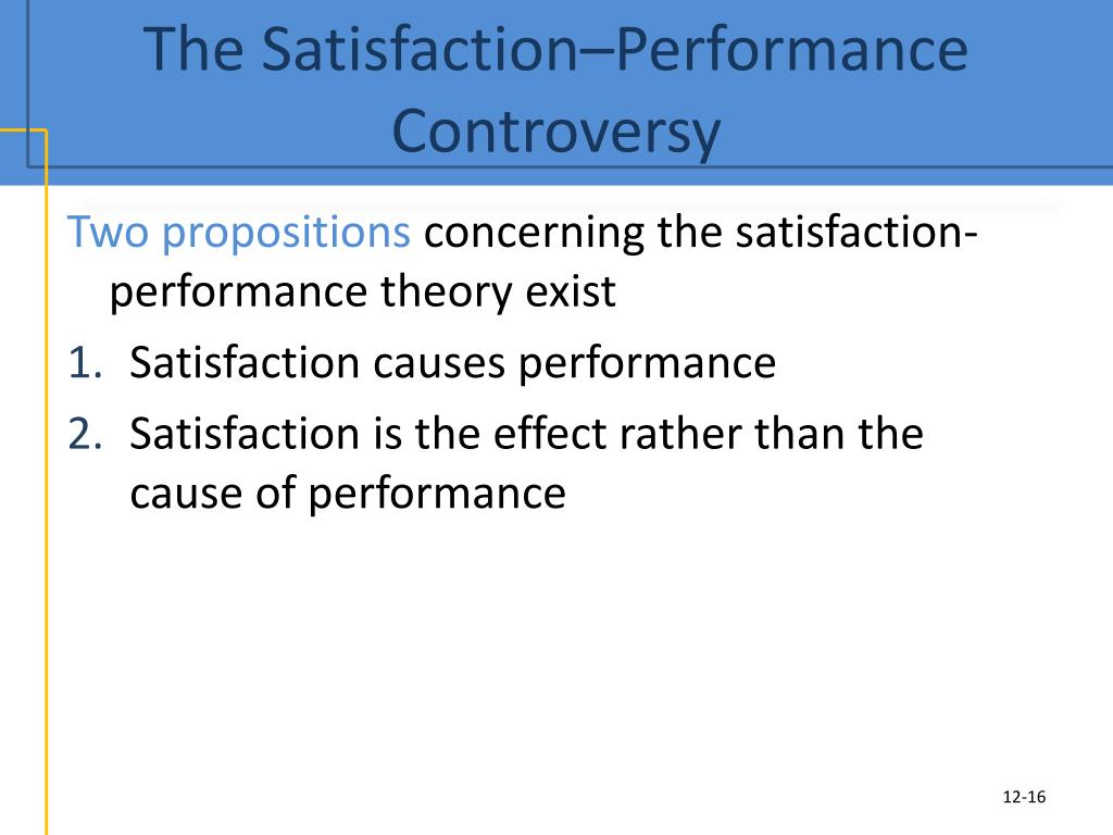 components of group performance and satisfaction As the group performance/ satisfaction model illustrates, the impact that group processes have on group performance and satisfaction depends on the group tasks that the group is engaged in more specifically, task complexity and interdependence of tasks influence a group's effectiveness.