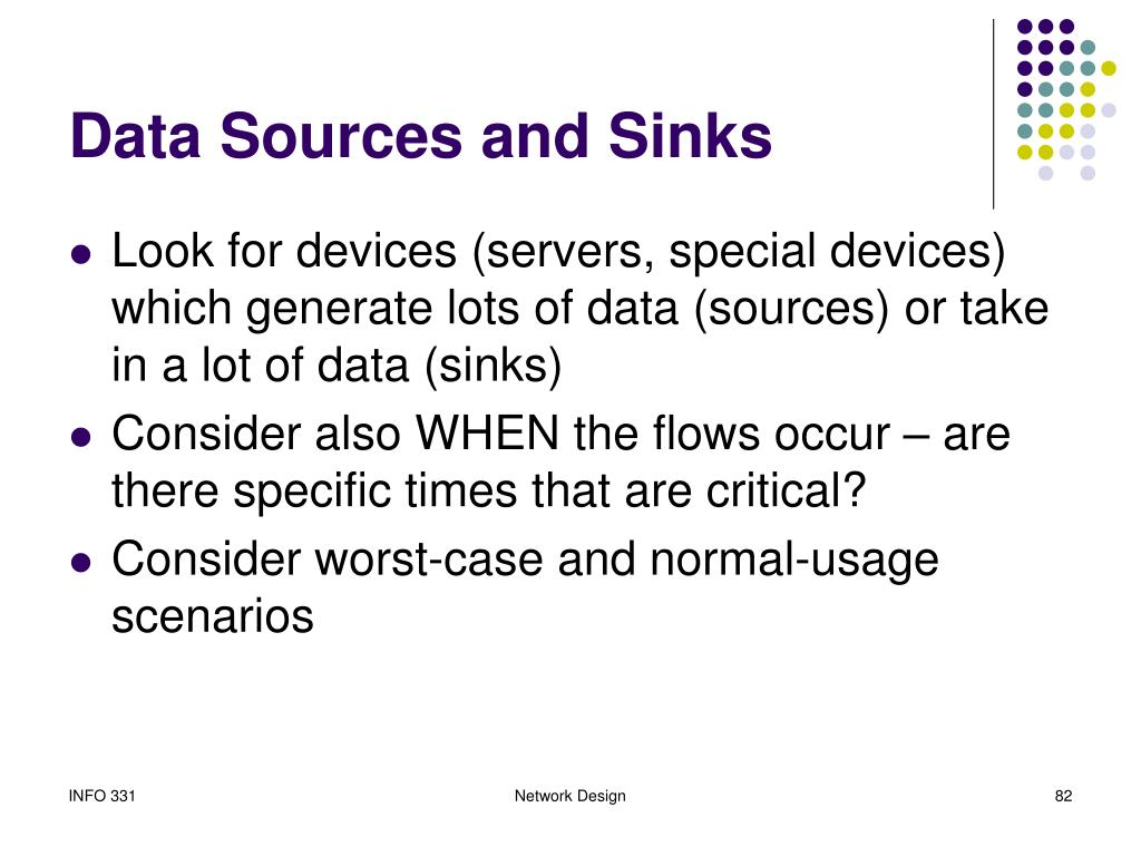 Data Sources and Sinks