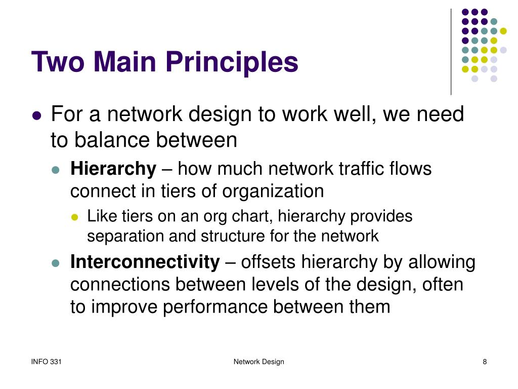 Two Main Principles